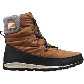 Sorel Whitney Short Lace Støvler Damer, brun